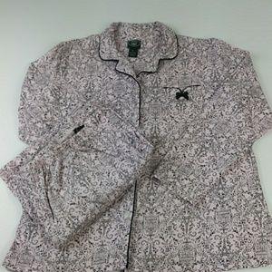 🌸3/$10 Laura Ashley Women's Pajama Set